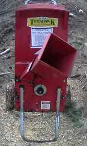 Wood chipper Mulcher supper tomahawk West Island Greater Montréal image 3