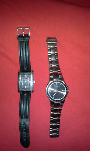 Citizen Eco drive and eurocoptor 60.00 for both
