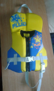 Life jacket & baby carrier