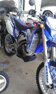 2009 wr450f Injune Roma Area Preview
