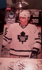 1980-90's Hockey Programs and Magazines Flames, Oilers,OHL,NHL