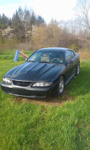 1997 Ford Mustang 302 swapped