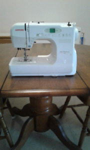 Janome sewing machine for sale.