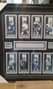 Leaf fan Christmas gift -Maple Leafs All time scorers -  picture