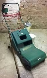 Qualcast Cylinder Lawnmower XR35 Good used condition