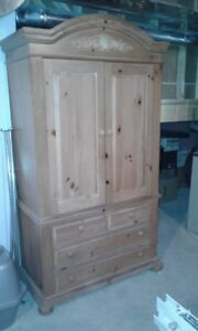 Broyhill Armoire Style TV Cabinet