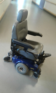 MOTORIZED WHEEL CHAIR, INVACARE PRONTO 51