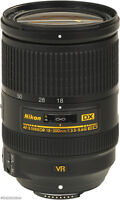 ALMOST NEW LENS NIKON 18-300, USED A FEW TIMES, EXCELLENT CONDIT