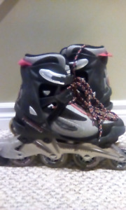 Ultra Wheels Men's size 10 rollerblades $30 obo