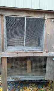 Two Bunny hutches For Sale