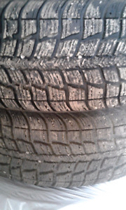 Winter tires for sale in pierceland sask phone 13068394627