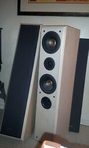 TECHNICS Speakers SB-T200 *****Haut Parleurs Made in USA