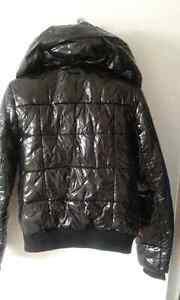 New chic warm winter jacket, size L London Ontario image 2