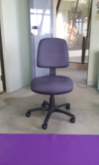 Good qulity used office chairs and small cabinet  $50 each one