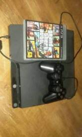 PS3 boxed with 9 games