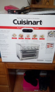 Brand new Cuisinart Seven function convection oven