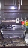 Smokeless  indoor grill