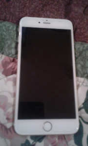 MiNT ~ iPhone 6 plus 128 gb ~ For android TRADE obo ~  KOODO net