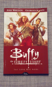 Buffy The Long Way Home vol.1 Joss Whedon