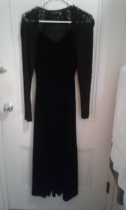 Evening Gown Designer Label.Bargain Price