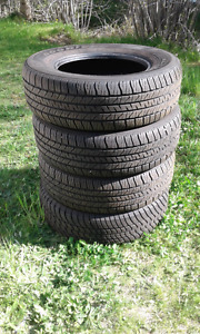Tires four summer