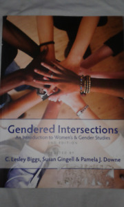 Gendered Intersections: An introduction to  Women & Gender  Stud