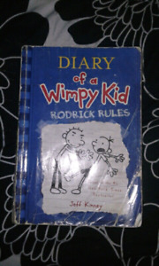 Diary of a whimpy Kid Rodrick Rules
