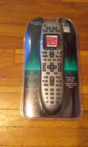 New Logitech Harmony 650 Universal Remote Control