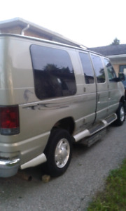 2006 Ford Van (Disability Friendly)