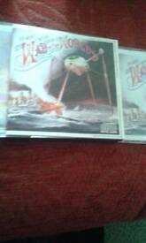 WAR OF WORLDS AUDIO DVD