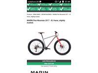 Marin pine mountain 2017 brand new