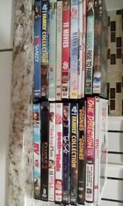 MOVIES GREAT DEAL ALL .50 CENTS EACH