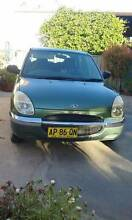 2000 Daihatsu Sirion Hatchback Dungog Dungog Area Preview