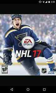 Nhl 17 for Xbox One