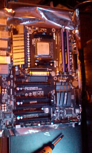 9590 fx (4.7/5ghz 8 core processor) motherboard and ram kit