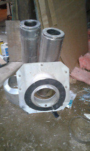Used Stove pipe