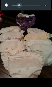 Kushies AIO diapers
