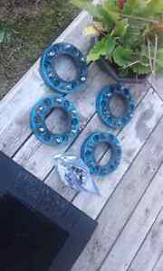 Gm chevy wheel spacers