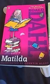 Roald Dahl paperback books