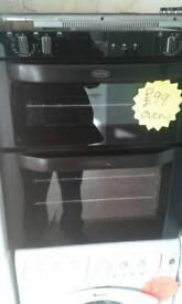Black belling oven