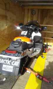 Arctic Cat Z1 LXR