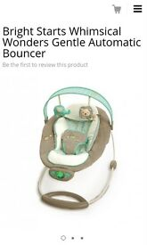 Ingenity automatic bouncer