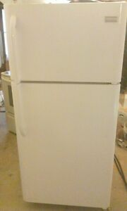 Frigidaire refrigerator, 4 years old, delivery available