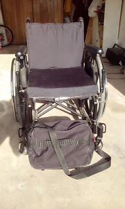 wheel chair, excellent condition, $200 OBO