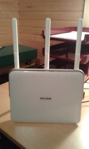 TP-Link AC1750 Dual band router $40