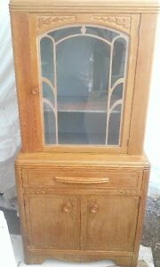 Vintage Hutch, delivery available.