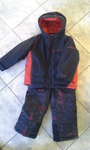 Columbia snow suit