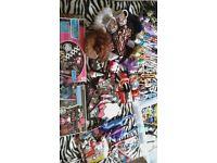 MONSTER HIGH BUNDLE - toys dolls etc huge amount of stuff