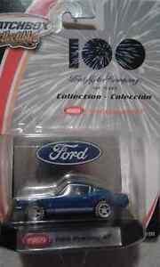 Matchbox 100 yrs ford collection die cast car Peterborough Peterborough Area image 1
