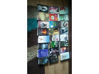 Large collection of new books